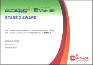 Stage 2 Award